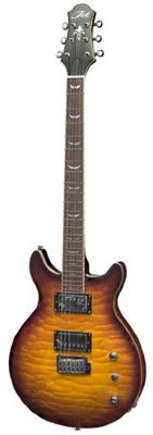 Jet USD 257HTQ Paul Reed Smith TPZ электрогитара