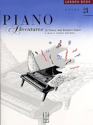FJHFF1081 - Piano Adventures®: Lesson Book - Level 2A - книга:...