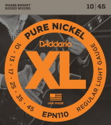 D'ADDARIO EPN110 Regular Light 10-45 струны для электрогитары