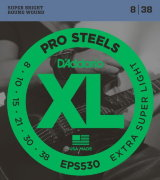 D'ADDARIO EPS530 Extra Super Light 8-38 струны для электрогитары