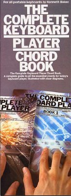 AM66507 - The Complete Keyboard Player: Chord Book - книга: аккорды...