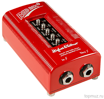 Директ-бокс HUGHES & KETTNER Red Box 5
