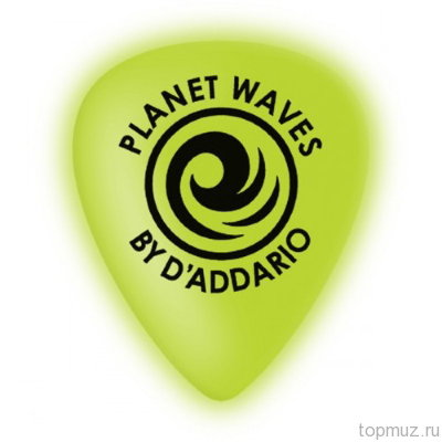 Медиаторы PLANET WAVES 1CCG7-10 Extra  Heavy 10 шт.