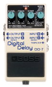 Педаль BOSS DD-7 Digital Delay для электрогитары