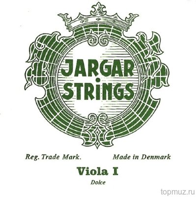 Струны для альта 4/4 Jargar Strings For Viola комплект