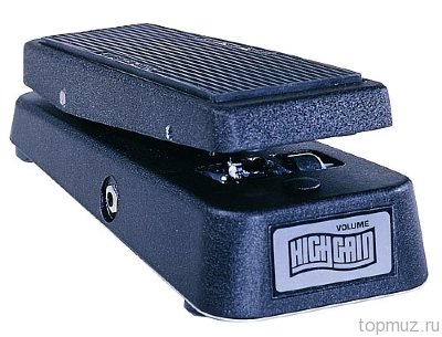 Педаль для гитары DUNLOP GCB80 High Gain Volume Pedal громкость