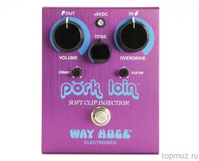 DUNLOP WHE201 Pork Loin Soft Clip Injection Overdrive