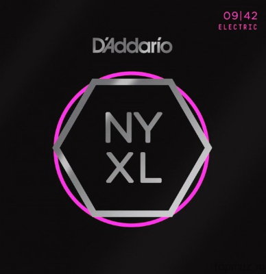 D'ADDARIO NYXL0942 Super Light 9-42 струны для электрогитары