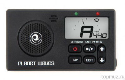 Метроном-тюнер  PLANET WAVES PW-MT-02