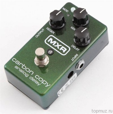 DUNLOP MXR M169 Carbon Copy Analog Delay