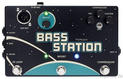 PIGTRONIX BSC Bass Station Custom Shop Pedal