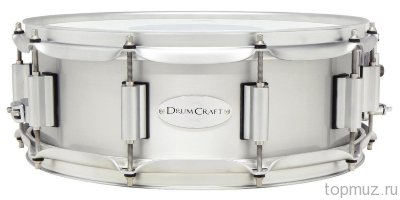 "DrumCraft Series 8 Satin Chrome HW Aluminium 14x6,5"" малый барабан"