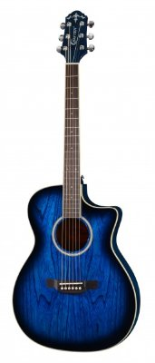 Crafter FC-550EQ MS электроакустическая гитара