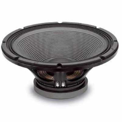 "EIGHTEEN SOUND 18LW1400/4 18"" динамик с расширенным НЧ, 4 Ом, 1000 Вт AES, 98dB, 28-2500 Гц"