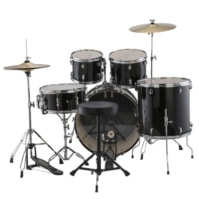 LUDWIG LC170 (11) Accent CS Combo ударная установка- полный комплект