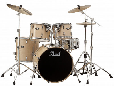 PEARL VBL-925S/C230 ударная барабанная установка акустическая Vision VBL Clear Birch