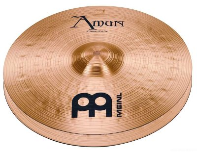 "MEINL A14PSW 14"" Amun Powerful Soundwave Hihat тарелка хай-хэт пара"