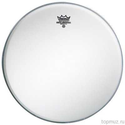 Пластик для барабана REMO BA-0108-00 BATTER AMBASSADOR COATED, 8''