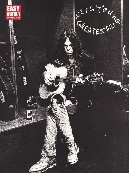 HL00702228 Neil Young: Greatest Hits Easy Guitar
