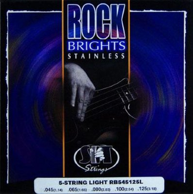 SIT RBS545125L Rock Brights Stainless