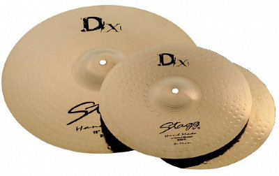 "STAGG DXC SET HH13""CR18"" комплект тарелок"