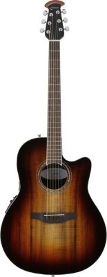 Ovation CS28P-KOAB Celebrity Standard Plus Super Shallow Koa Burst электроакустическая гитара