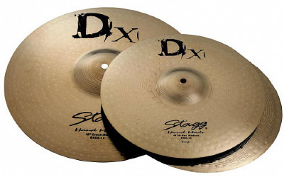"STAGG DXD SET HH14""CR18"" комплект тарелок"