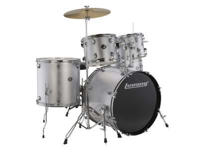 LUDWIG LC175 (15) Accent CS Combo ударная установка- полный комплект