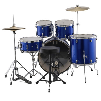 LUDWIG LC175 (19) Accent CS Combo ударная установка- полный комплект