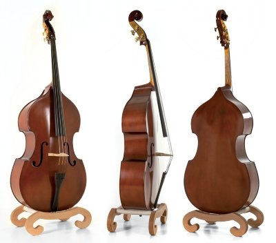 GEWA Double Bass Basic Line Laminated 4/4 контрабас