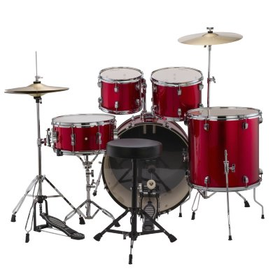 LUDWIG LC175 (4) Accent CS Combo ударная установка- полный комплект