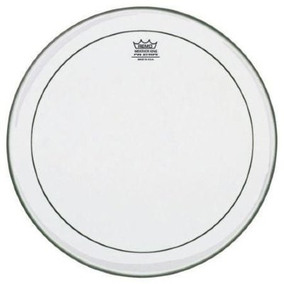 Пластик для барабана REMO PS-0308-00 BATTER PINSTRIPE CLEAR, 8''