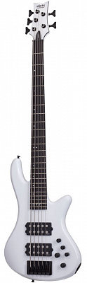 Schecter STILETTO STAGE-5 WHT бас-гитара