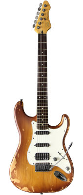 VGS Select RoadCruiser VST-110 Relic Tobacco Burst электрогитара