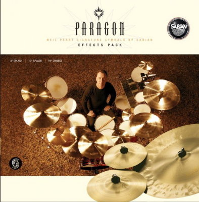 SABIAN PARAGON EFFECTS PACK комплект тарелок