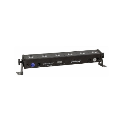 Involight PAINTBAR HEX6P - LED панель, 6 шт. х 12 Вт RGBWA+UV, DMX-512