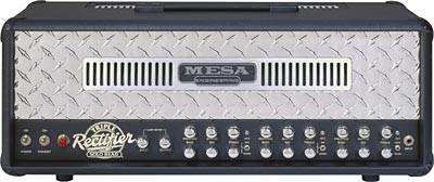 MESA BOOGIE NEW TRIPLE RECTIFIER SOLO HEAD 150W гитарный усилитель