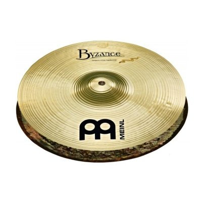 "MEINL B14SH-B 14"" Byzance Brilliant Serpents Hihat тарелка хай-хэт пара"