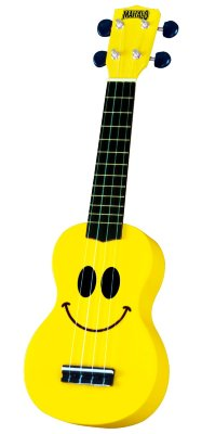 Укулеле сопрано MAHALO U-40 SM Smile Art Series Graphic Ukulele
