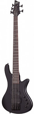 Schecter STILETTO STEALTH-5 SBK бас-гитара