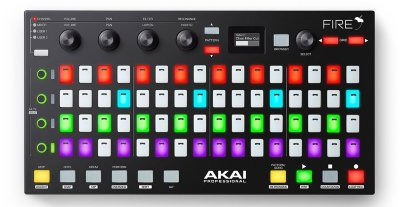 AKAI PRO FIRE USB контроллер для FL Studio, 64 Clip Launch