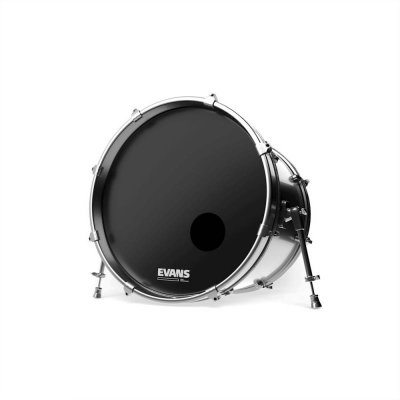 "EVANS BD22RB Genera EQ3 Resonant пластик 22"" для бас-барабана"