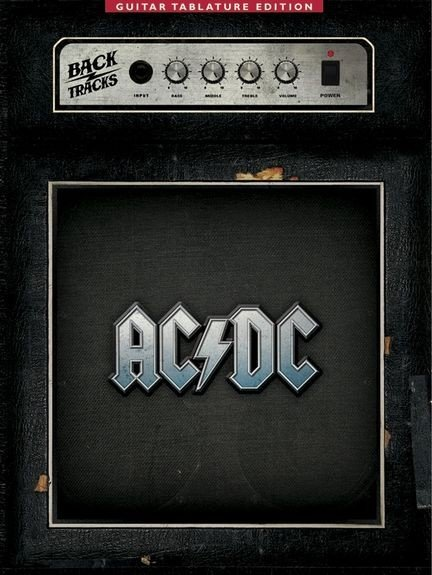 AM999460 AC/DC: Backtracks Guitar TAB