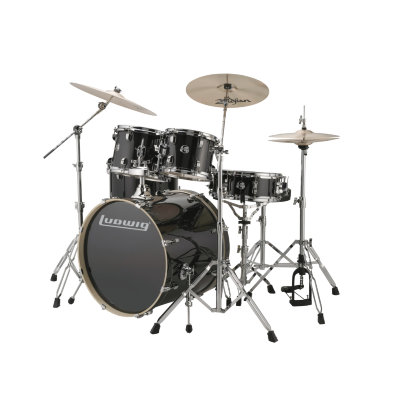 LUDWIG LCF52GO16 Element Series ударная установка- полный комплект