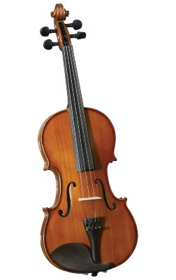 Скрипка 4/4 Cervini HV-200 Novice Violin Outfit