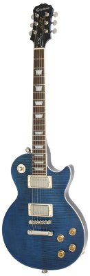 Epiphone LES PAUL TRIBUTE PLUS 60's MIDNIGHT SAPHIRE электрогитара