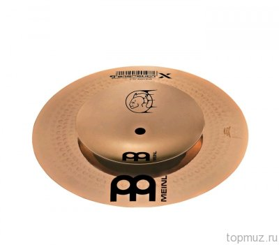 "MEINL Generation X Attack Stack GX-6/8AS-B 6""/8"" effect тарелка"