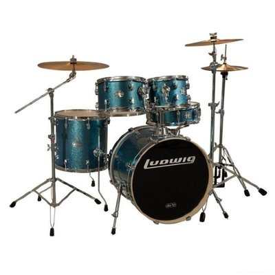 LUDWIG LCF52GO23 Element Series ударная установка- полный комплект