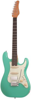 SCHECTER NICK JOHNSTON TRAD H/S/S AGRN электрогитара
