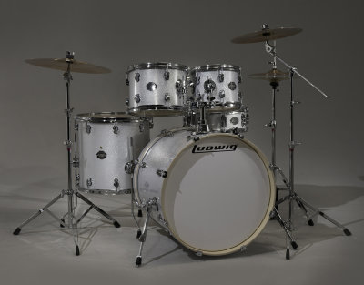 LUDWIG LCF52GO28 Element Series ударная установка- полный комплект